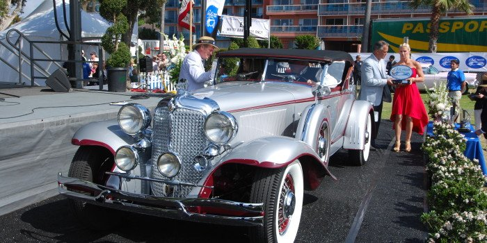 1931ChryslerImperial-Habeger-HonoraryChairmansAward-700x350 car show