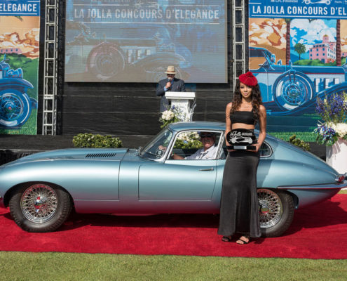 9-British-Sports-Sedans-Tom-Krefetz-1966-Jaguar-E-Type-Coupe-495x400 car show