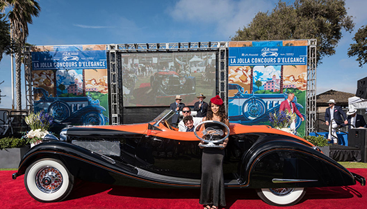 Best-in-Show-William-Lyon-1935-Duesenberg-Gurney-Nutting-1 car show