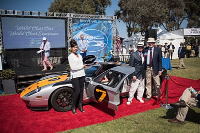 Honorary-Judges-Choice-Award-Camilo-Pardo-2005-Ford-GT-2-Door car show