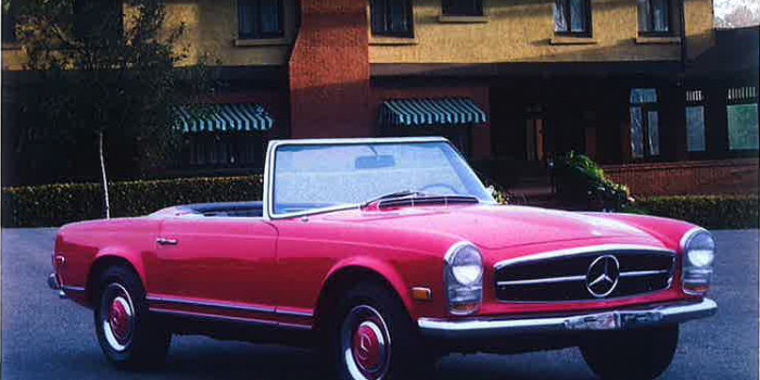 Jarvis-1967-Mercedes-Photo-1-700x350 car show