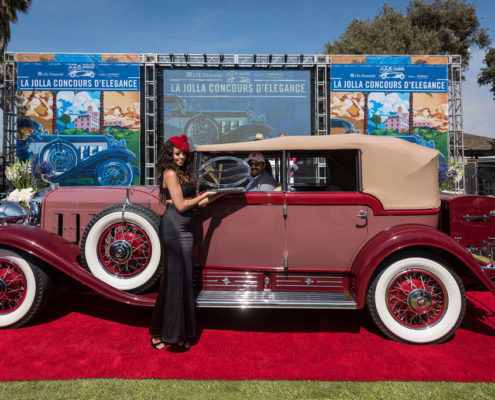 LPL-Summit-Best-of-Marque-McKeel-Hagerty-1931-Cadillac-V-16-495x400 car show