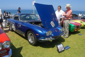 This-Car-Matters-Award-for-a-Well-Preserved-Car-of-Historical-Significance-Perry-and-Judith-Mansfield-300x201 car show